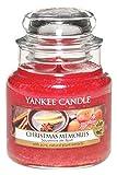 Yankee Candle 1275315E Christmas Memories Cassis Kleines Jar
