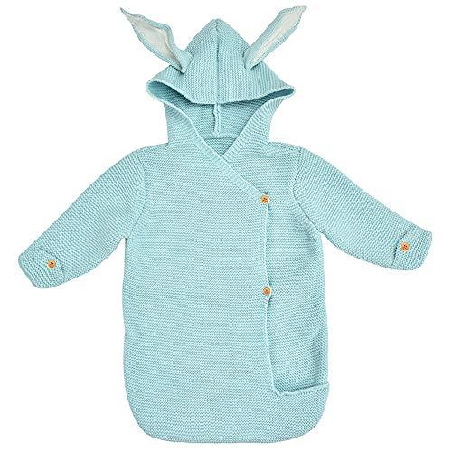 f6a423dc0996 Lapin mignon Wearable Blanket Wrap Snuggle wrap nouveau-né Sommeil Sadds Swaddling  Couverture Sommeil Berceau