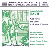 Bach, J.S.: Concertos For Oboe And Oboe D'Amore
