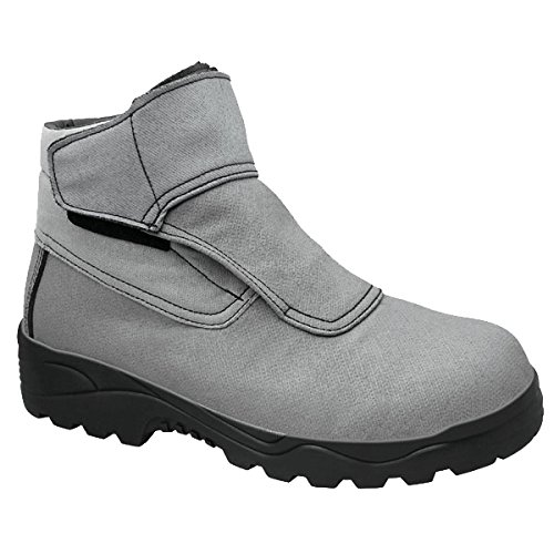 Calzature di sicurezza per le fonderie - Safety Shoes Today