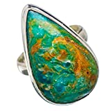 Peruvian Opal, Opale Péruvienne Argent Sterling 925 Bague 9