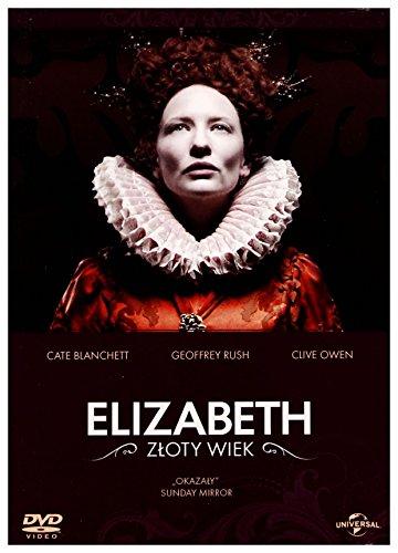 Preisvergleich Produktbild Elizabeth - Zoty Wiek [DVD] (Keine deutsche Version)