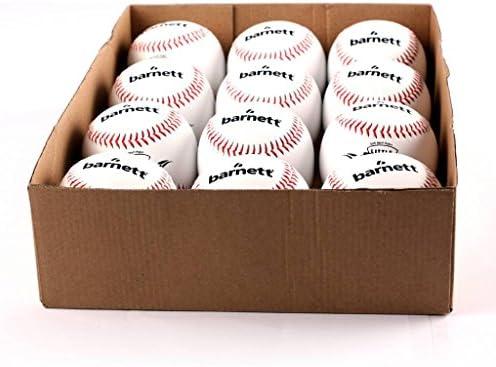 Barnett LL-1 palla da baseball gara allenamento, allenamento, allenamento, t 9'', c bianco 1 dz B002BZGNIA Parent | Outlet Online  | unico  | Forte valore  | Di Qualità Fine  068093