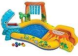 Intex playground dinosauri cm249x191x109