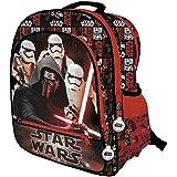 Star Wars AST4014 Zaino Da Scuola , 3 Zip, 41 Centimetri, Bambino, Poliestere, Multicolore, Kylo Ren, Gli Assaltatori
