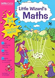 LITTLE WIZARD MATHS 3 4             (Leckie): Age 3-4