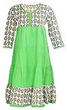 MIXFAB Women's Cotton Anarkali Kurta (MF...