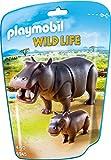 Playmobil 6945 - Nilpferd mit Baby
