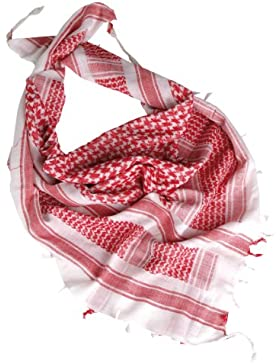 Shemagh/Palestina Cachorros multicolor rojo / blanco
