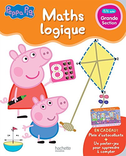 Peppa Pig Maths GS par Collectif
