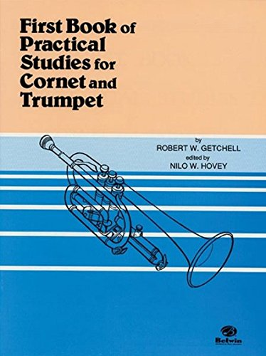 1st Book of Practical Studies. Trumpet --- Trompette solo - Hovey, N & Getchell, R --- Alfred Publishing