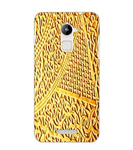 COOLPAD NOTE 3 LITE DESIGN Back Cover by PRINTSWAG