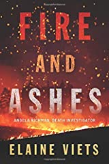 Fire and Ashes (Angela Richman, Death Investigator) Paperback