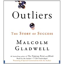 Outliers the Story of Success by Malcolm Gladwell (2014-12-16)