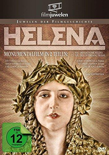 Bild von Helena - Monumentalfilm in 2 Teilen (1. Teil: Der Raub der Helena / 2. Teil: Der Untergang Trojas) (Filmjuwelen)