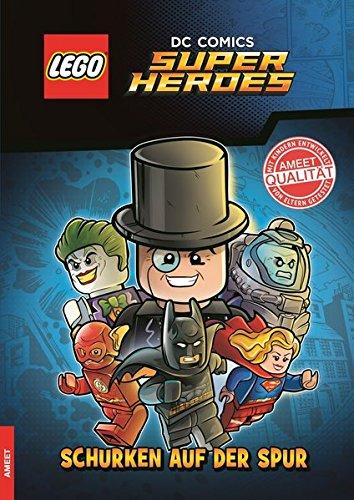 LEGO® DC COMICS SUPER HEROES Schurken auf der Spur (Dc Comics Superhelden)