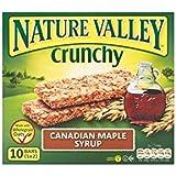 Nature Vallée Croquants Barres Granola - Sirop D'Érable Canadien (5X42G)