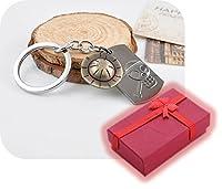 Must Have dei Portachiavi - Un regalo perfetto per ogni occasione per se o per qualcuno di speciale - Completo di Scatolini Rosso (8x5x3cm - PxLxH) - Vuoi fare un regalo gradito? E' già tutto pronto, acquista e spedisci direttamente a chi vuo...