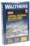 Walthers Cornerstone 933-4042 - Getränke-Großhandel, Gebäude