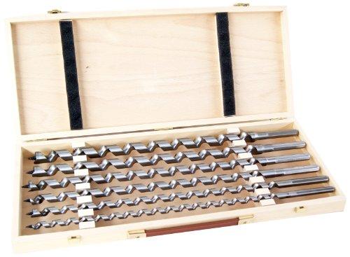 Famag Schlangenbohrersatz Lewis 10-20 x 460 mm, 6-teilig, in Holzkasten, 1414400