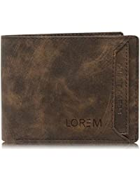 LOREM High Quality Leather Wallet for Men