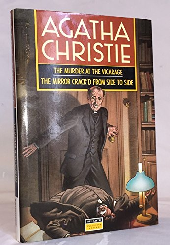 THE MURDER AT THE VICARAGE & THE MIRROR CRACK'D