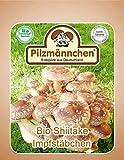 BIO Shiitake Impfstäbchen / Impfdübel für die Pilzzucht