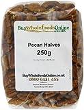 Buy Whole Foods Pecan Nut Halves 250 g