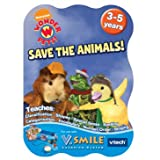 Vtech V.Smile Smartridge Motion Learning Game - Wonder Pets - Save The Animals
