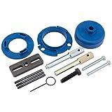 DRAPER Tools etk48Timing Kit für Citro Fiat/Ford/Jaguar/Landrover/LDV und Peugeot Fahrzeuge, blau