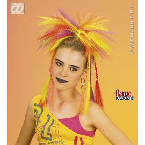 Widmann-WDM5988M Kostüm, mehrfarbig, WDM5988M (80er Party Kostüm Ideen Für Jungs)