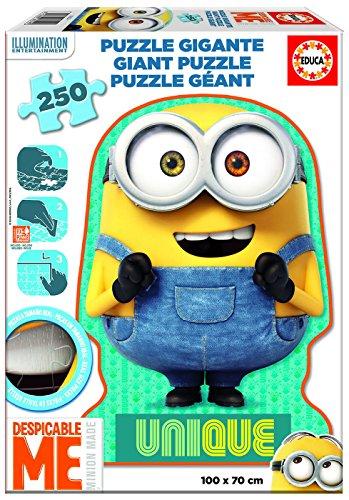 Educa 16554 - 250 Giant Puzzle Minions (Bob)