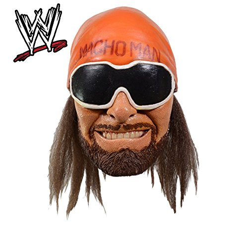 Adult WWE Macho Man Randy Savage Mask Standard