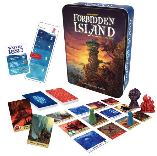 Gamewright Games Devir - La Isla Prohibida