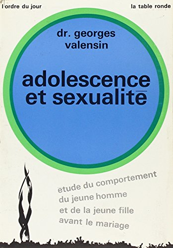 Adolescence et sexuel par From TABLE RONDE