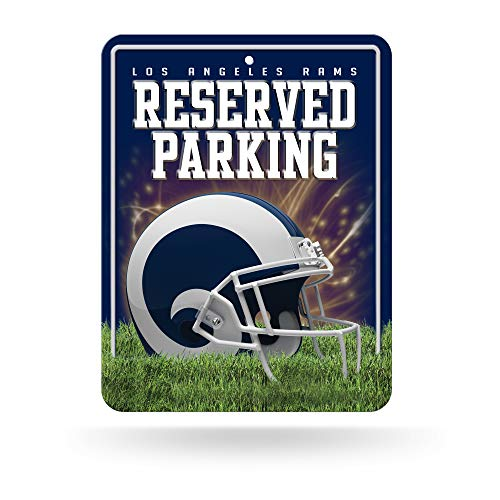 Rico Industries NFL LOS Angeles RAMS Parking Sign Schild