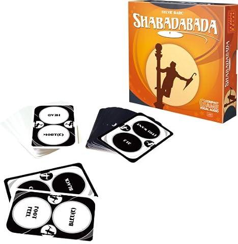 Asmodee - KG04 - Jeu d'Ambiance - Shabadabada
