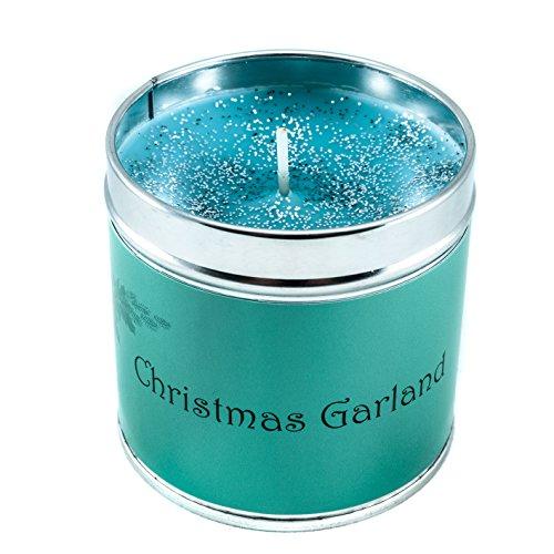 Secretos mejor guardados vela aromática en serio-Guirnalda de Navidad