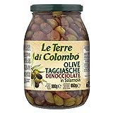 Olive, sottaceti e condimenti