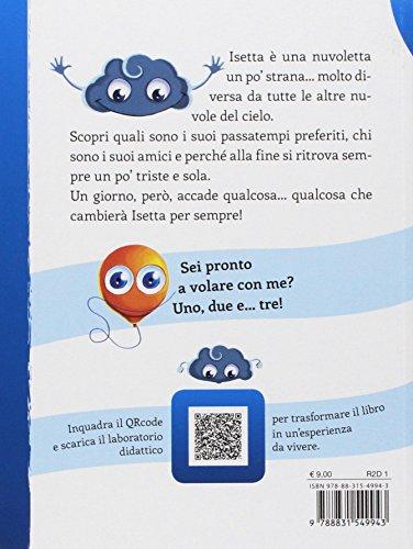 scaricare ebook gratis Isetta la nuvoletta. Ediz. illustrata PDF Epub