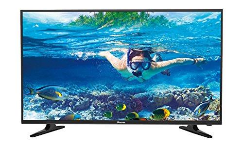 """Hisense LTDN40D50EU LED TV 40"""" Full HD, Nero"""