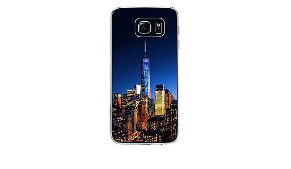 Skyline Sky Rise 2D Hard Polycarbonate Designer Back: Amazon