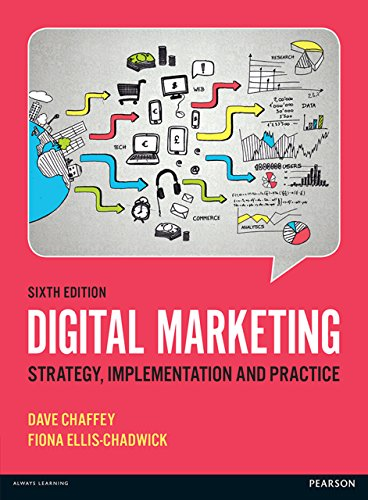 Digital Marketing (English Edition) eBook: Chaffey, Dave, Ellis ...
