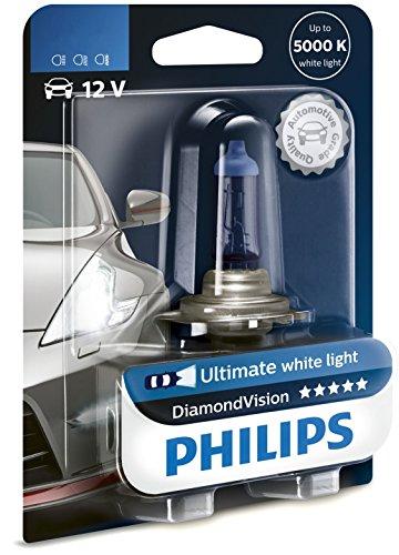Philips Diamond Vision 5000K HB3 Auto-Scheinwerfer-Birnen (Single Pack)