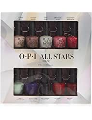 OPI All Stars Master Mini Kit de Vernis à Ongles 10 x 3,75 ml