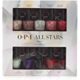 OPI Mini Kit Esmalte de Uñas, Tono All Stars Master  - 10 x 3.75 ml