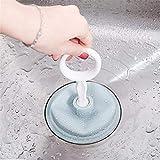 TAOtTAO - Desatascador de tuberías con ventosa para limpieza de cocina, azul