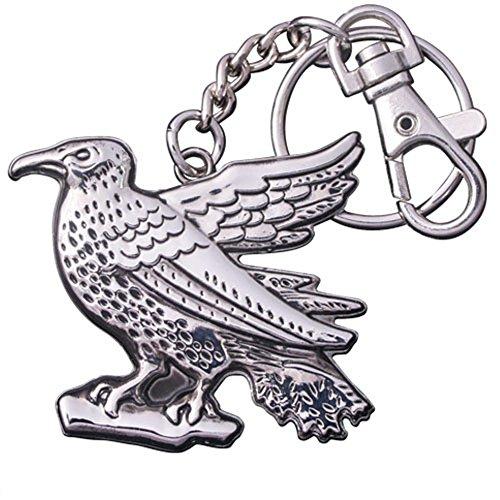 Harry Potter - Metall Schlüsselanhänger - Ravenclaw - Logo -