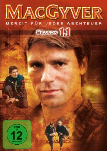 Bild von MacGyver - Season 1, Vol. 1 [3 DVDs]