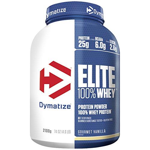 Dymatize Elite 100% Whey Protein 2,1 kg